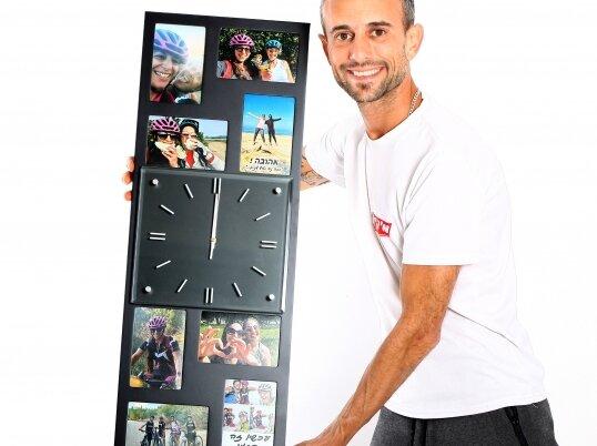 שעון 8 תמונות 220שח
